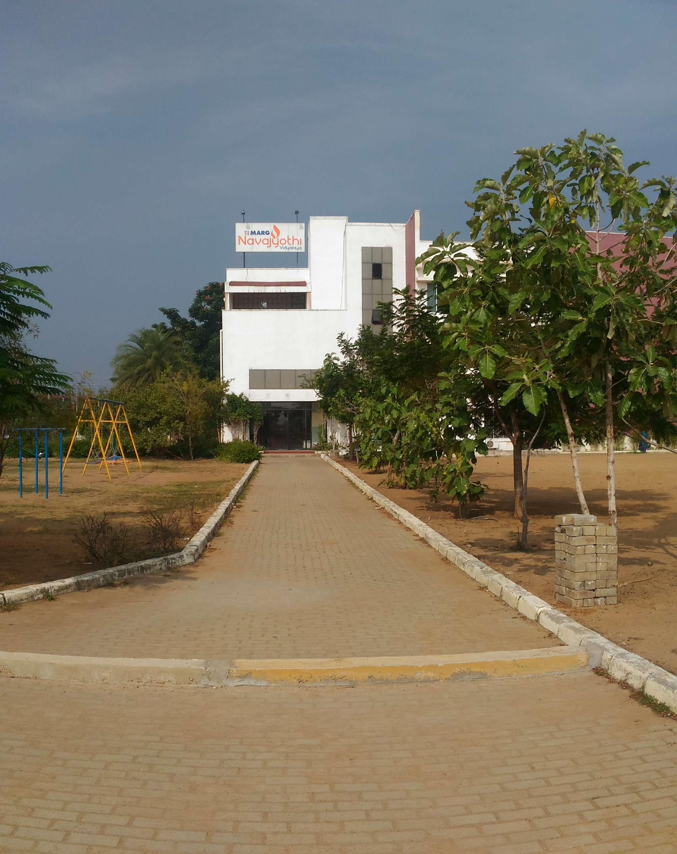 MARG NAVAJYOTHI VIDYALAYA Marg Swarnabhoomi SEZ ECR Road Vellore Village Seekanankuppam Panchayat Cheyyur Taluk Kanchipuram District 1930336