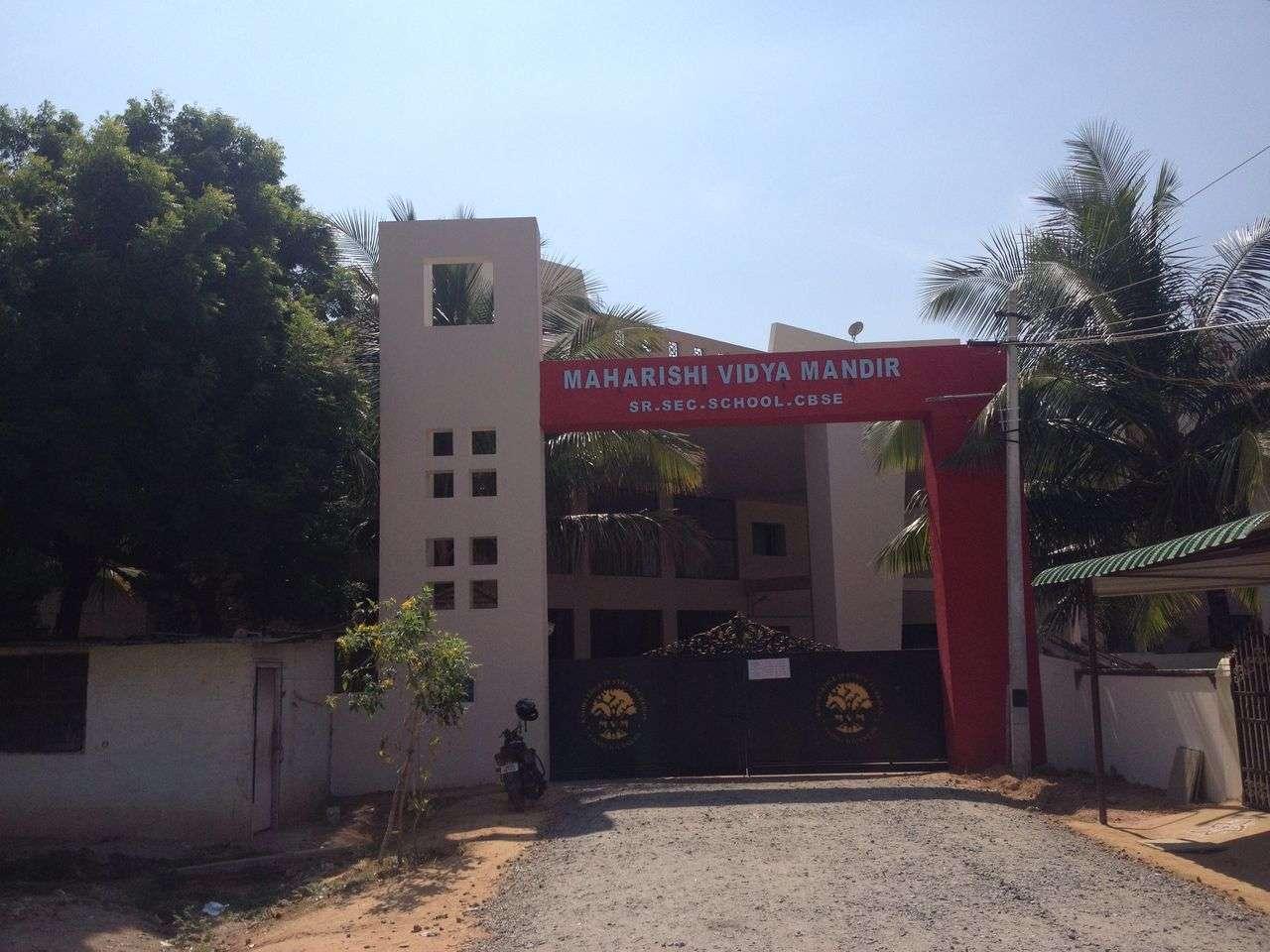 MAHARISHI VIDYA MANDIR Ramanis Mayuri Chinnavedampatti Coimbatore 641 049 1930386