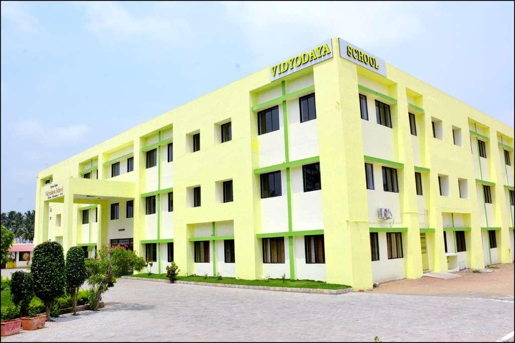 Vishwa Sishya Vidyodaya School Puliampatti PO Palladam Road Pollachi 1930326