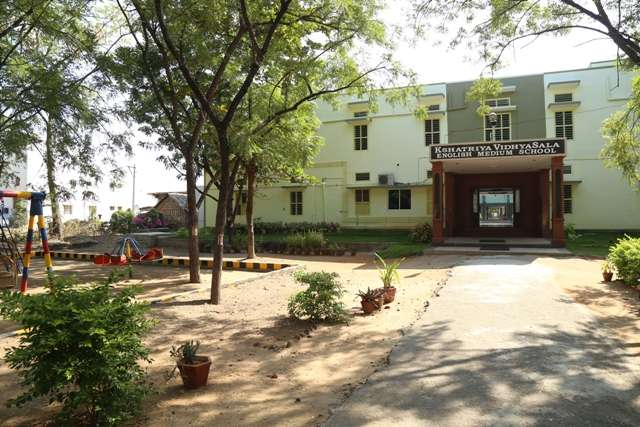 KSHATRIYA VIDYA SALA(KVS) ENGLISH MEDIUM SCHOOL, VIRUDH NAGAR