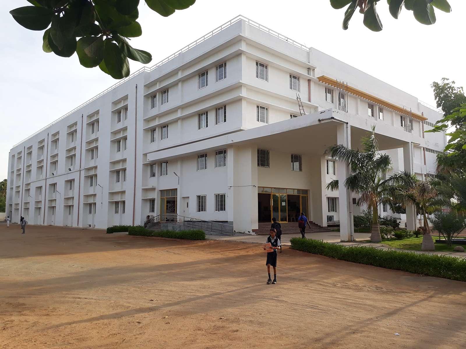 Sri Sankara Vidyalayaa S F No 2347 2348 amp 2349Andankovil East Village Chinnandan kovil 1930436