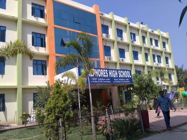 DEFENCE LABORATORIES SCHOOL KANCHANBAGH PO HYDERABAD ANDHRA PRADESH 130031