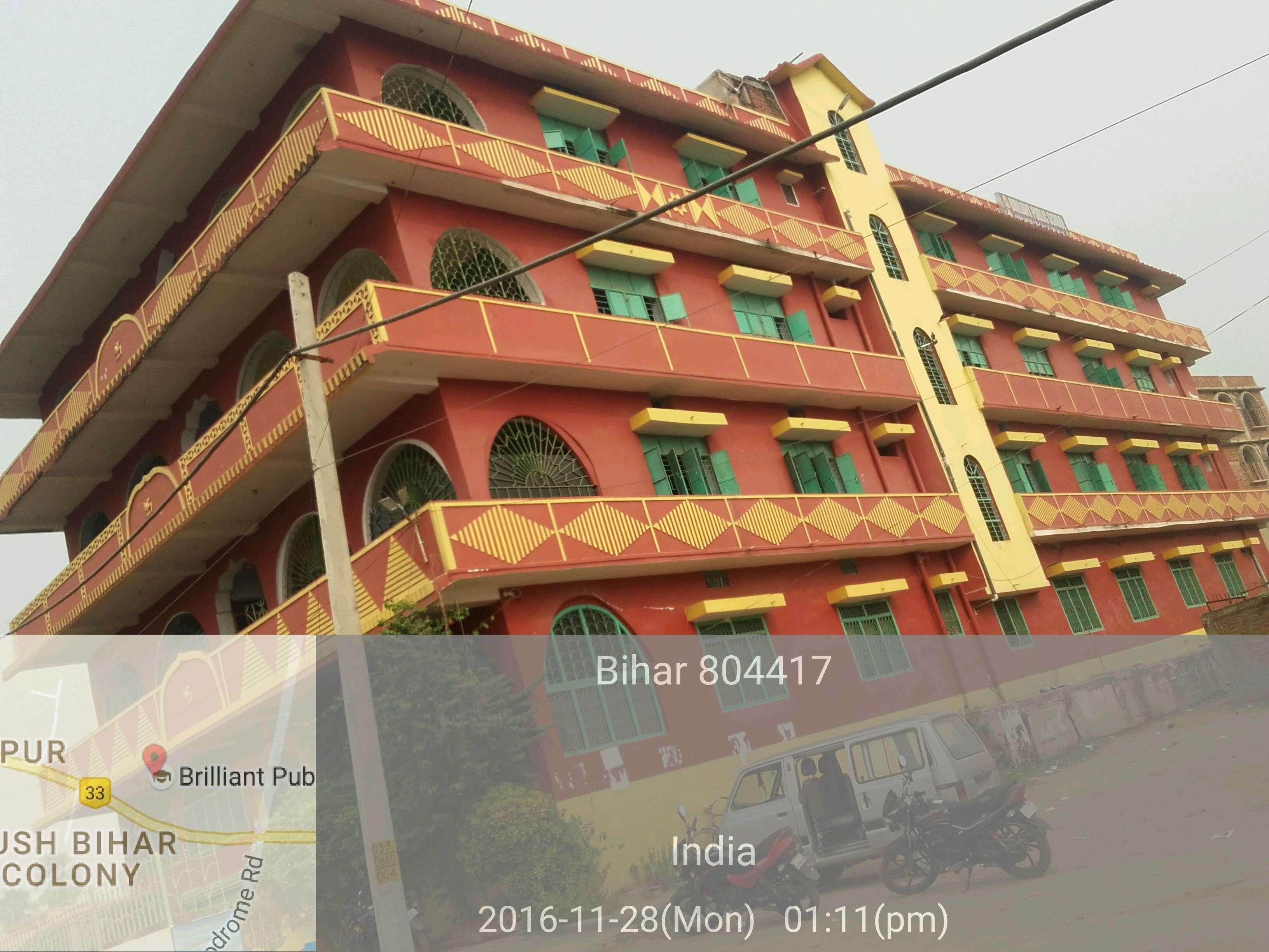 BRILLIANT PUBLIC SCHOOL B P S NAGAR NIZAMUDDINPUR AT PO PS amp DIST JEHANABAD BIHAR 330156
