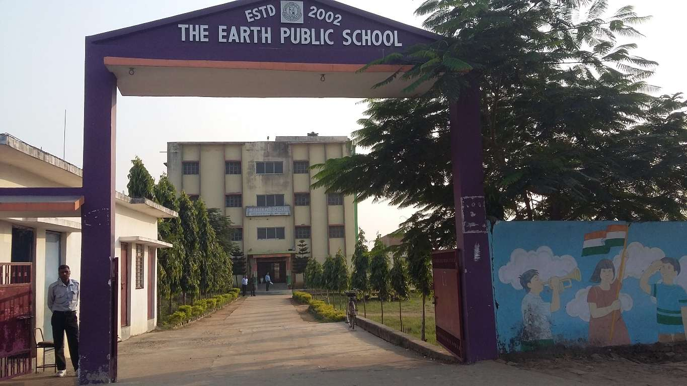 THE EARTH PUBLIC SCHOOL SRIPALPUR PUNPUN PATNA BIHAR 330162