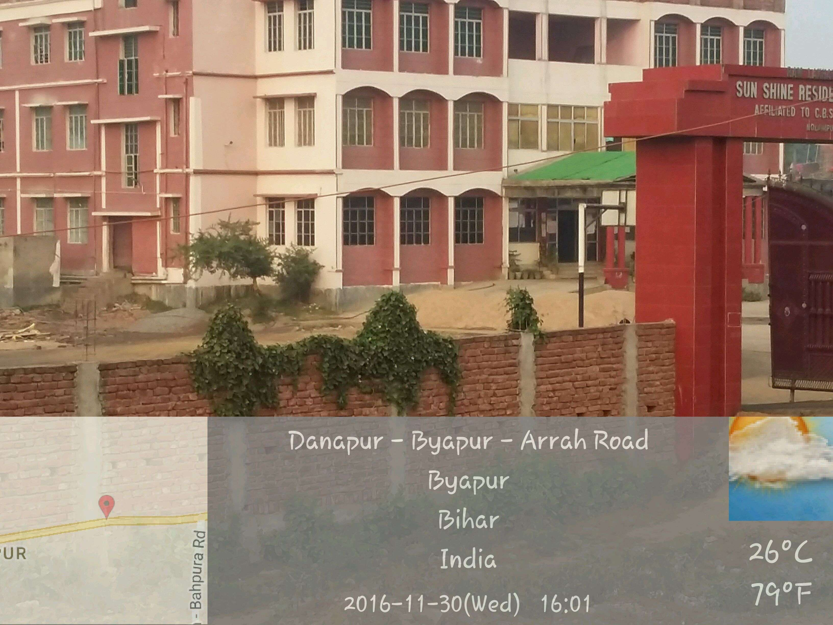 SUN SHINE RESIDENTIAL PUBLIC SCHOOL MANER PATNA 330239