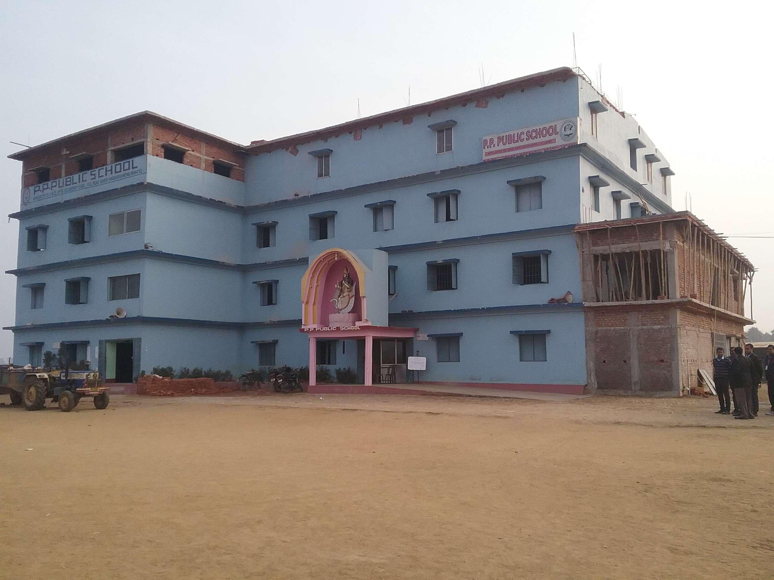Prakash Punj Public School P G Road Barni Masaurhi 330354
