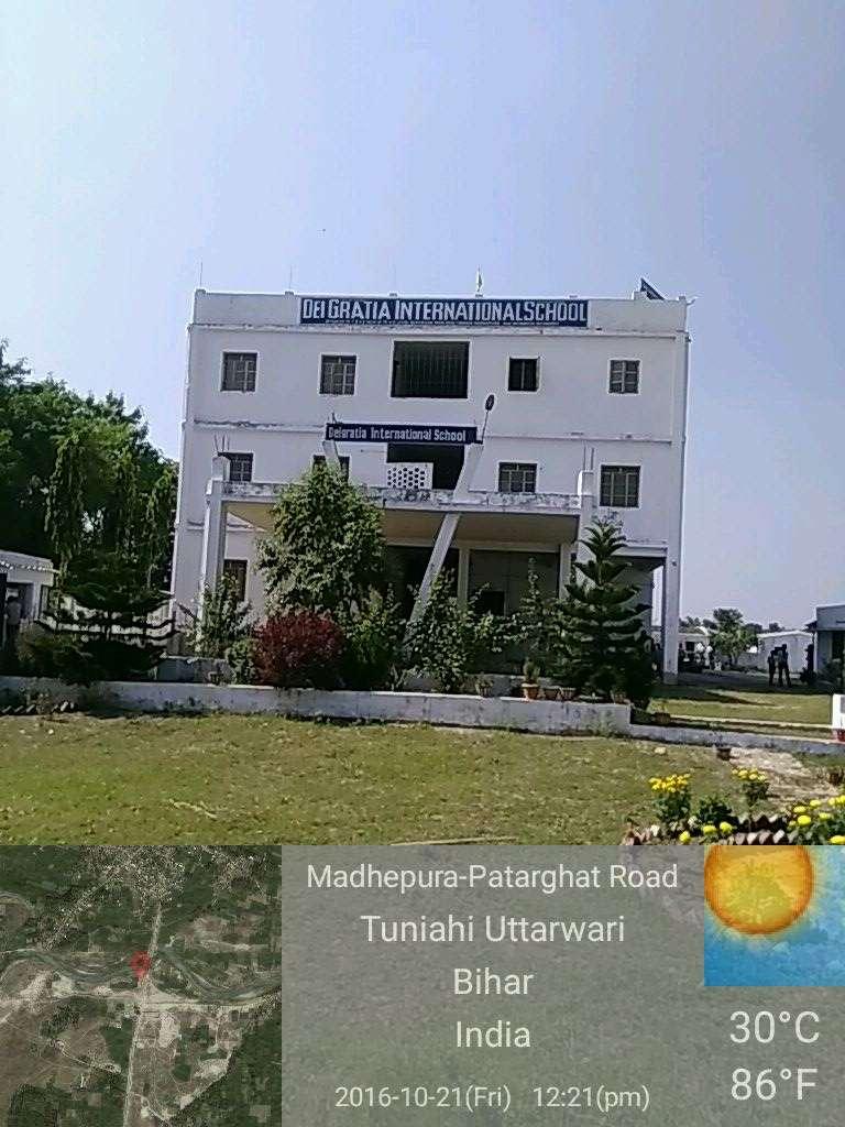 DEI GRATIA INTERNATIONAL SCHOOL SUKHASAN MAIN ROAD TUNIYAHI 330365