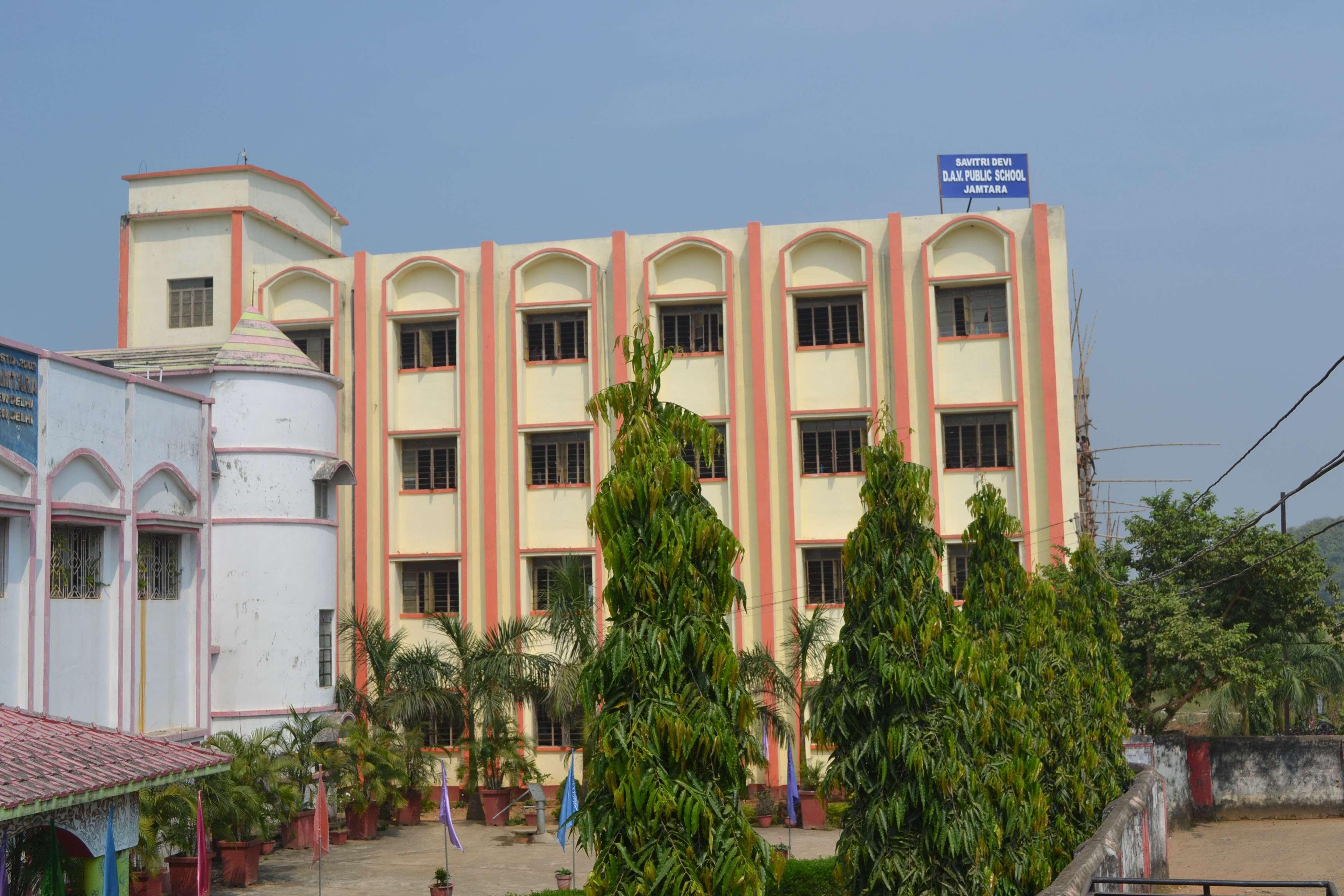 Savitri Devi D A V Public School At Post Jamtara 3430230