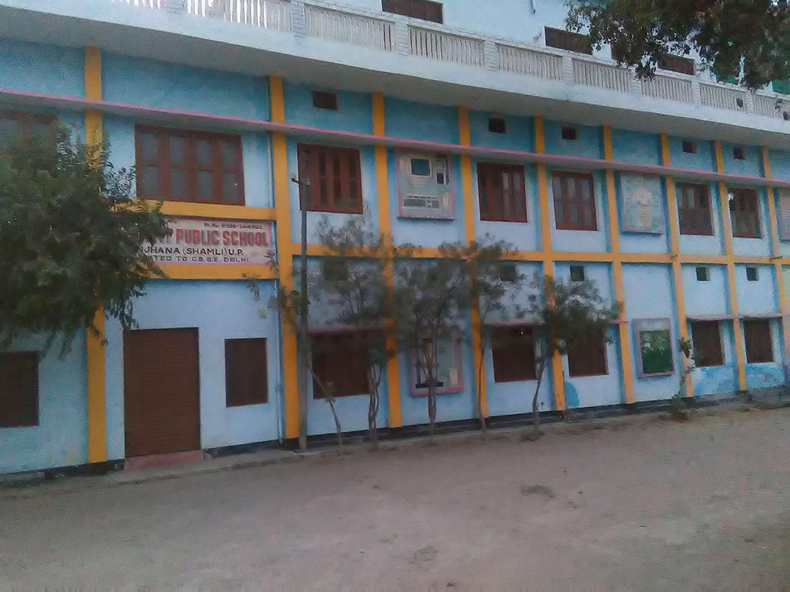 DE SAINT PUBLIC SCHOOL VPO JHINJHANA DISTT MUZAFFARNAGAR UTTAR PRADESH 2130589