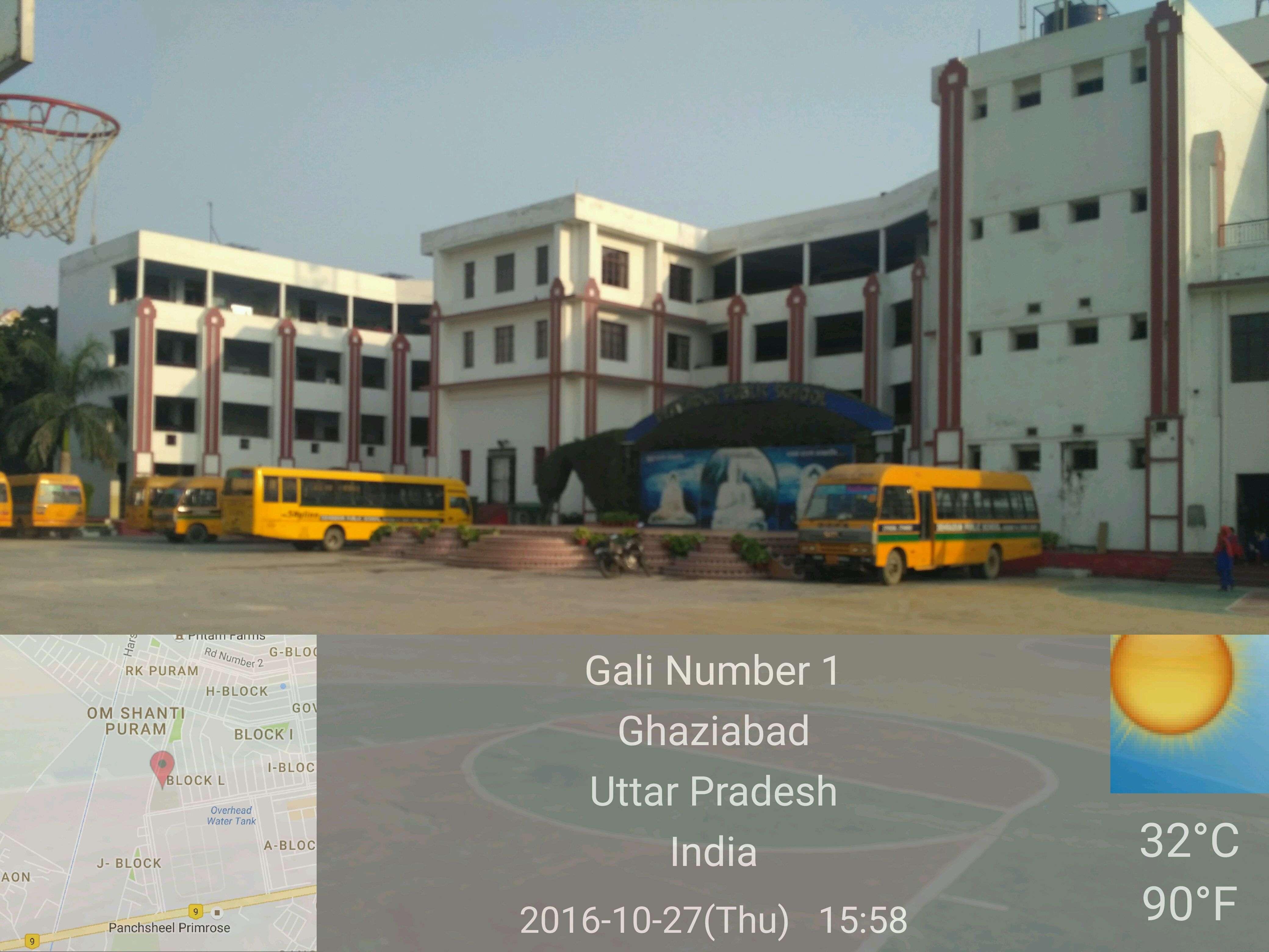 DEHRADUN PUBLIC SCHOOL I BLOCK GOVIND PURAM GHAZIABAD UTTAR PRADESH 2130620
