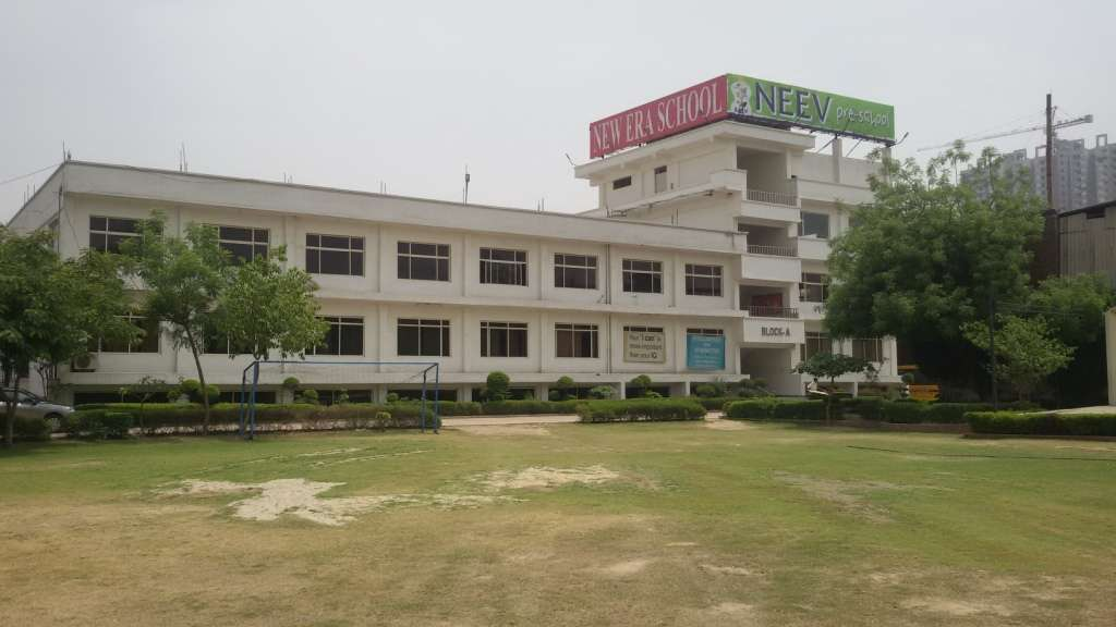 NEW ERA SCHOOL 345 B S ROAD PANDAV NAGAR NEAR RTO GHAZIABAD UTTAR PRADESH 2130624