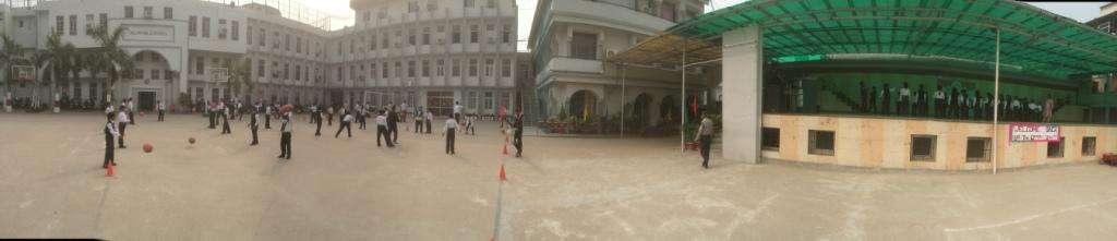 DELHI PUBLIC SCHOOL SECTOR 19 INDIRA NAGAR LUCKNOW UTTAR PRADESH 2130642