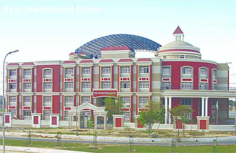 RYAN INTERNATIONAL SCHOOL HS 6 BLOCK E BETA I GREATER NOIDA DISTT GAUTAM BUDH NAGAR UP 2130728