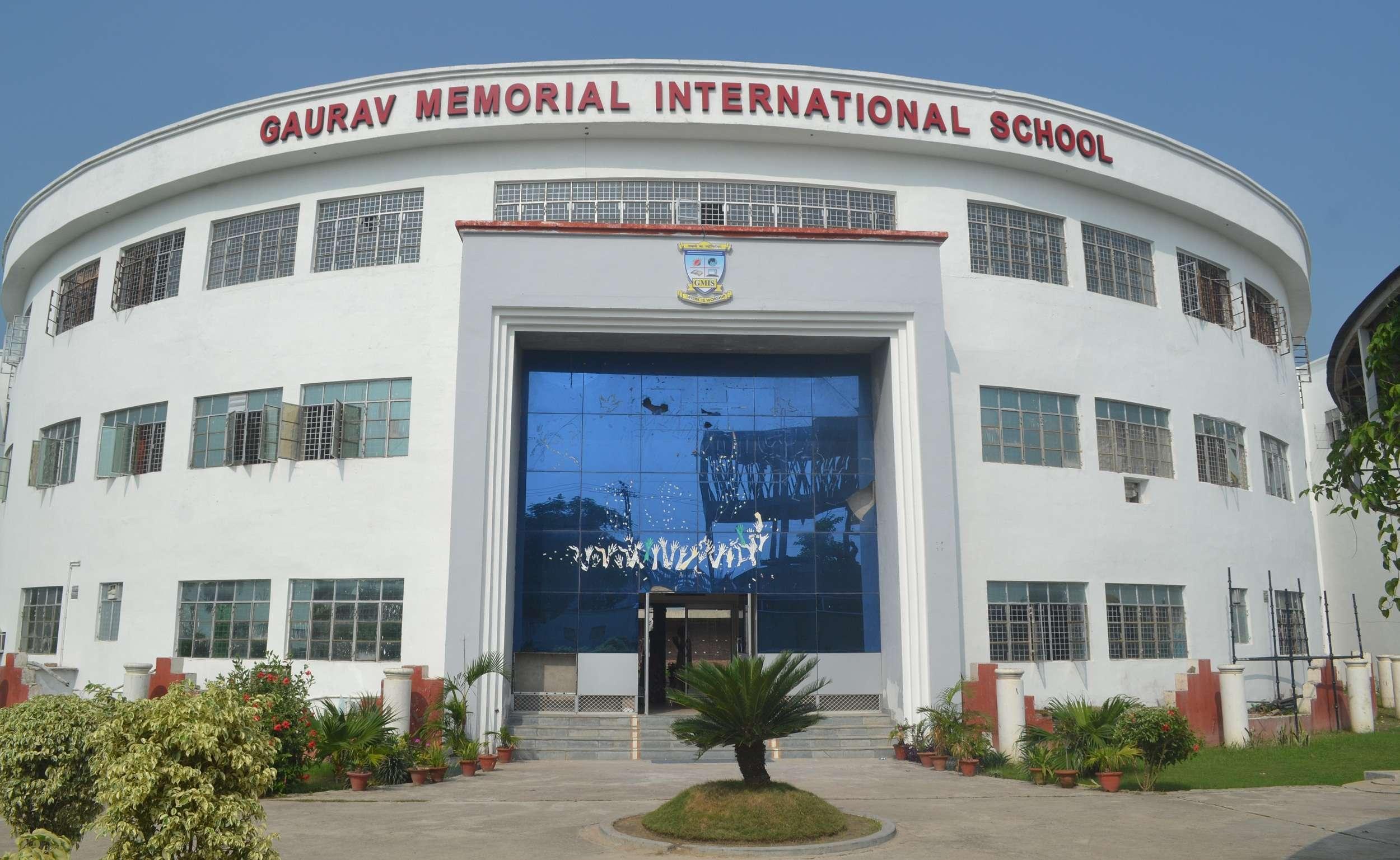 GAURAV MEMORIAL INTERNATIONAL SCHOOL 673 BITHOOR ROAD KALYAN PUR KANPUR UP 2130761
