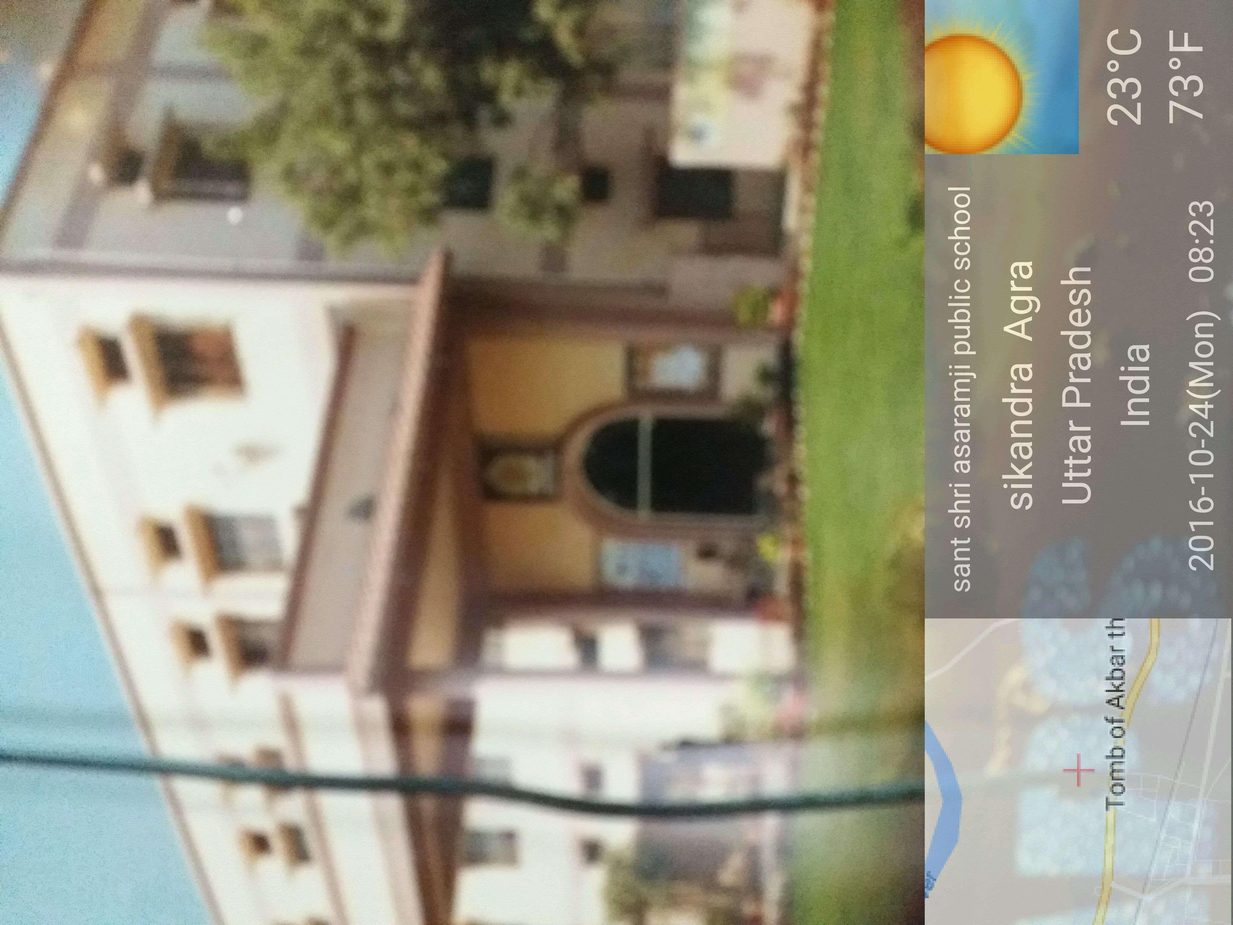 SANT SHRI ASARAMJI PUBLIC SCHOOL MATHURA ROAD SIKANDRA AGRA UP 2130775