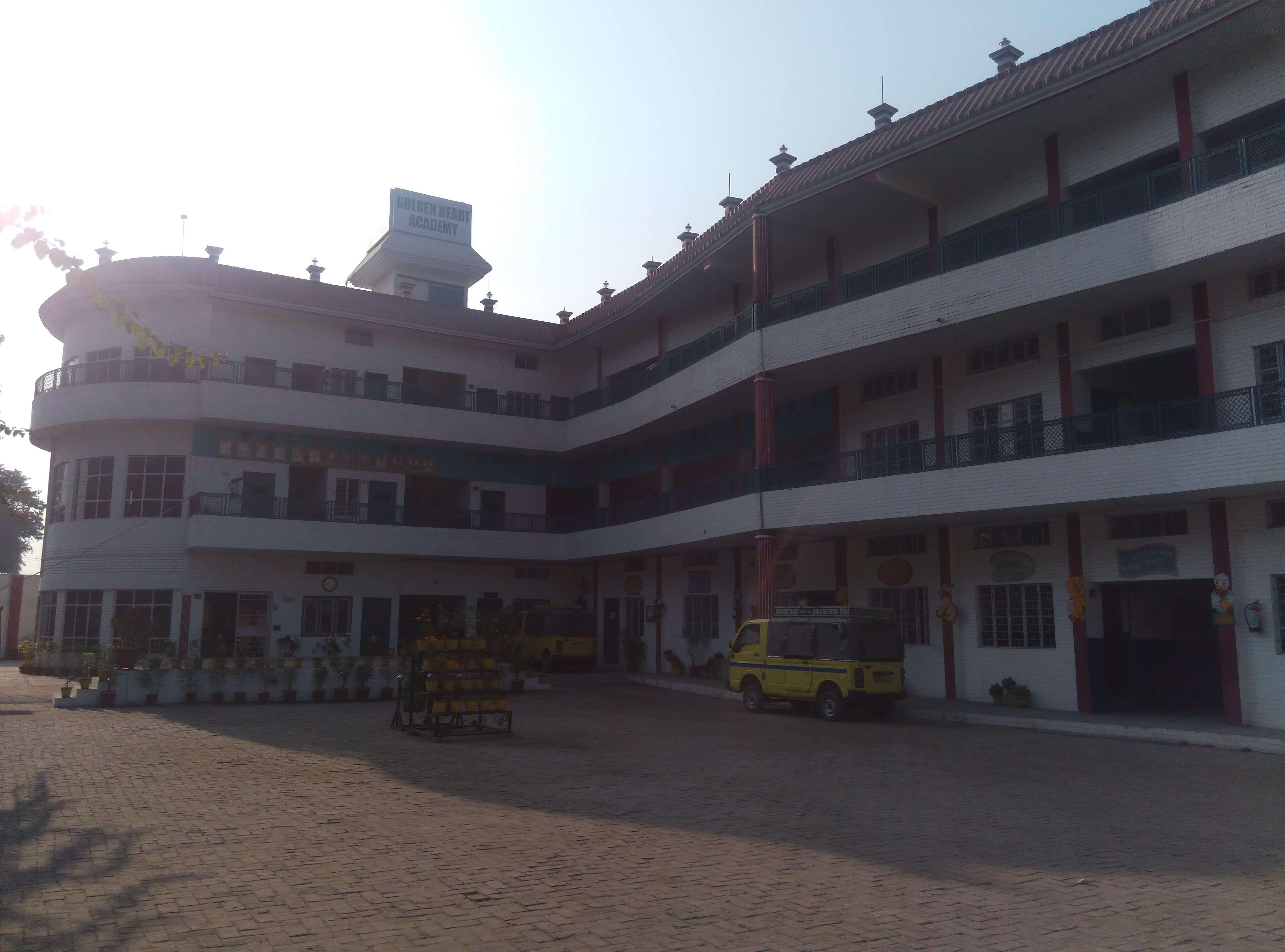 GOLDEN HEART ACADEMY BUDHANA ROAD KHATAULI MUZAFFAR NAGAR UP 2130803