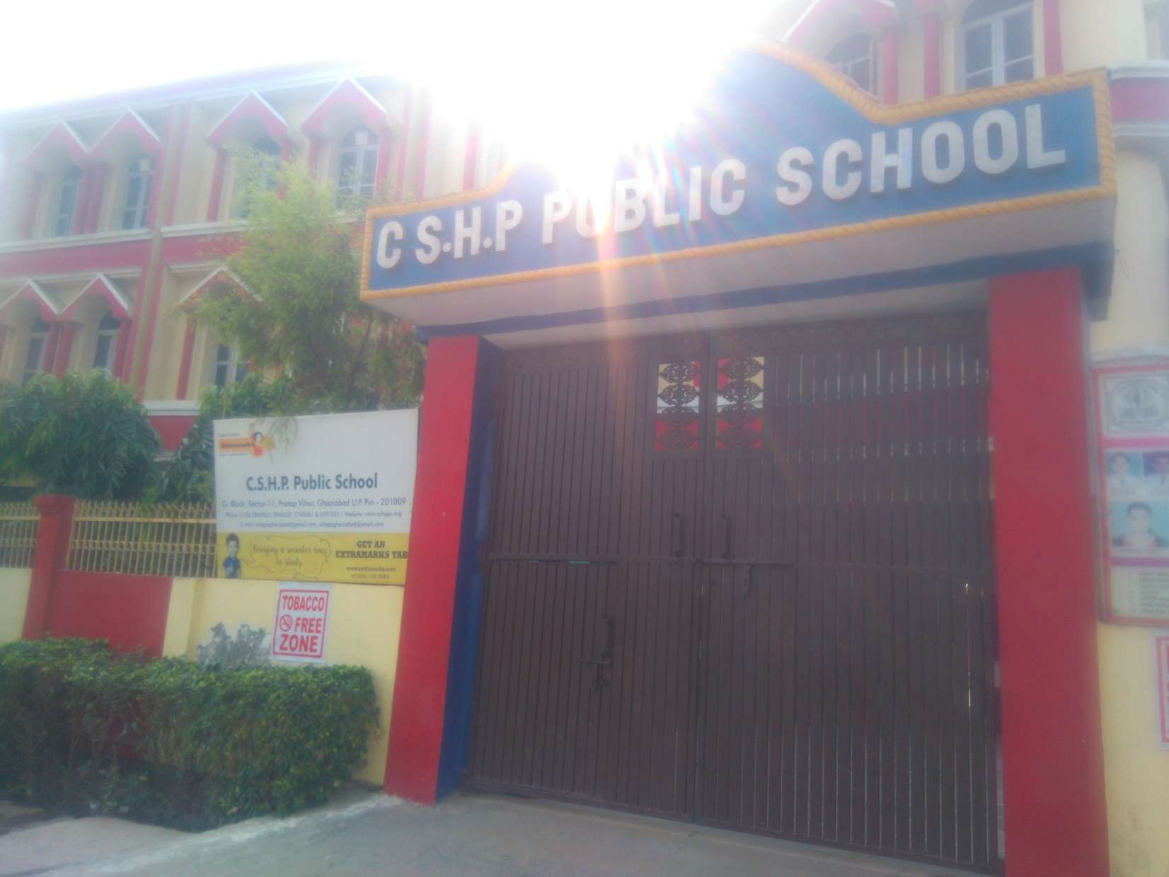 C S H P PUBLIC SCHOOL G BLOCK SEC 11 PRATAP VIHAR 2130922