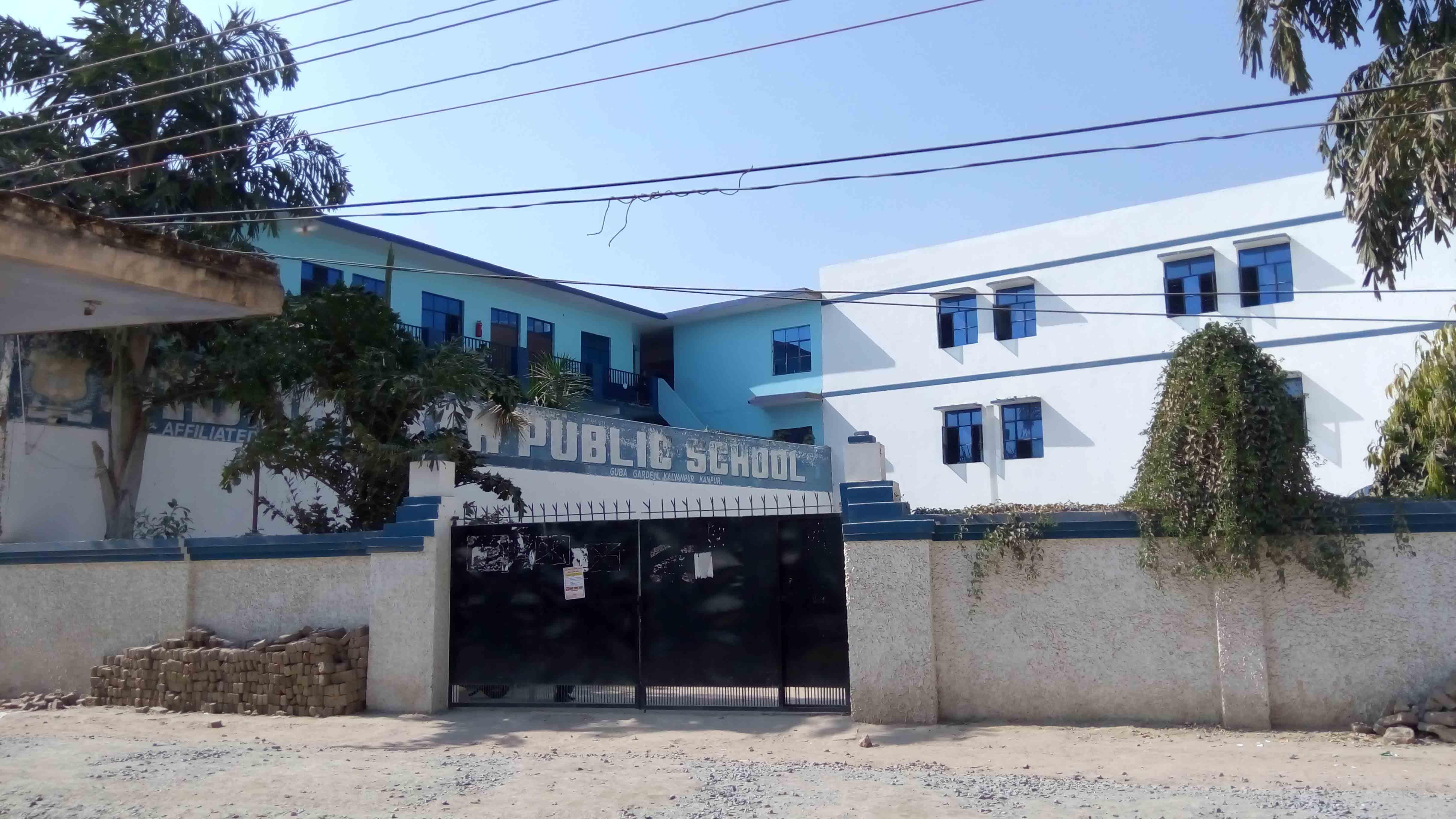 SIDDHARTH PUBLIC SCHOOL GUBA GARDEN KALYANPUR KANPUR 2130965