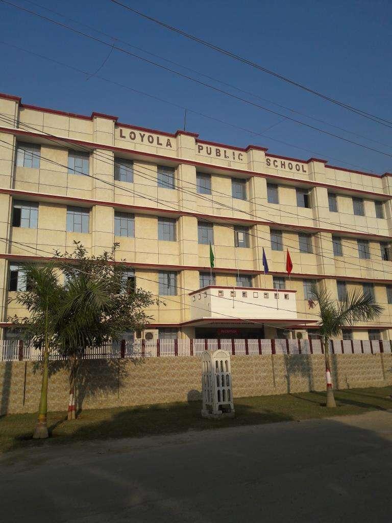 LOYOLA PUBLIC SCHOOL VIGYAN KHAND NEAR BHARWARA CROSSING GOMTI NAGAR LUCKNOW 2131036
