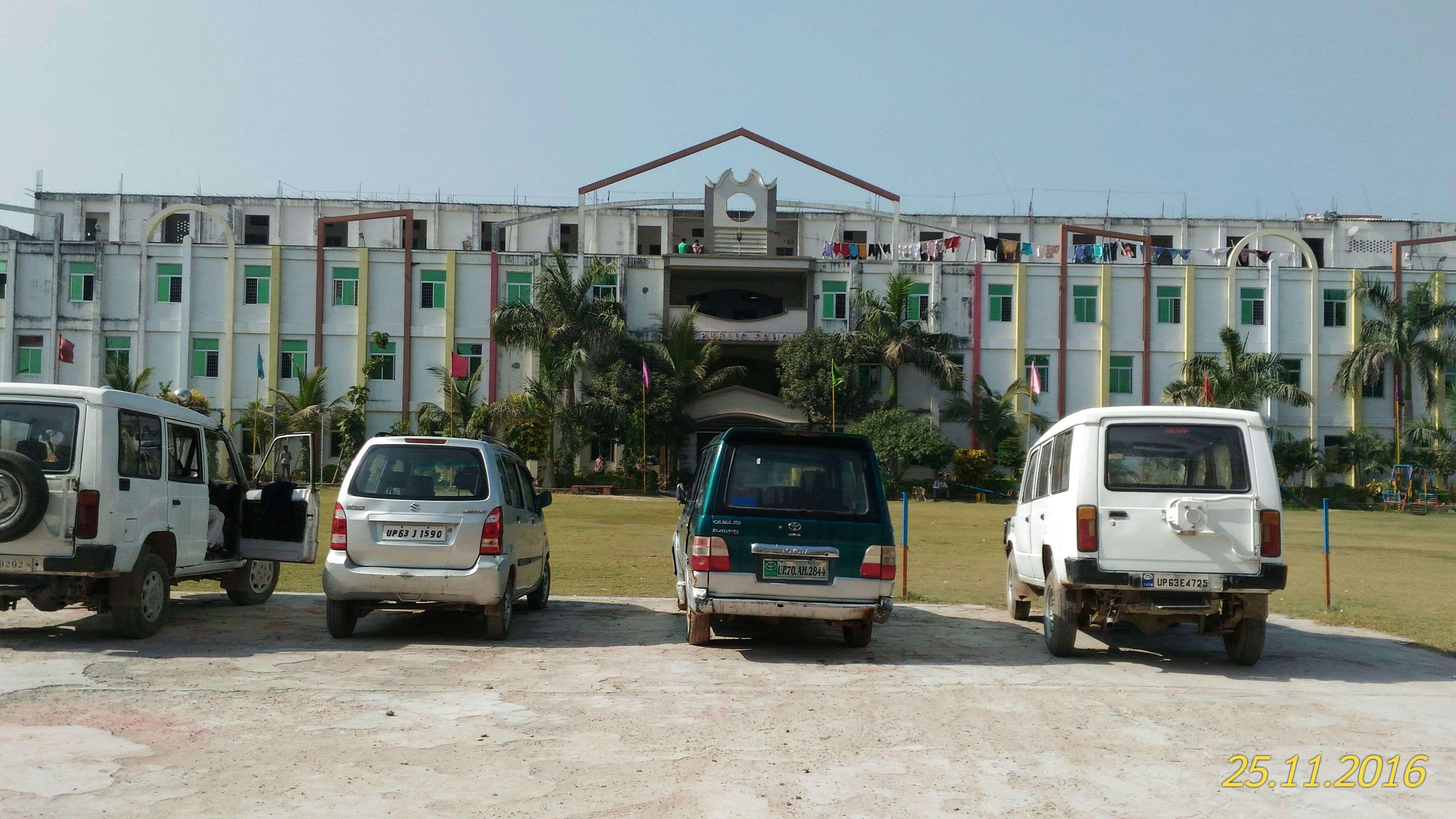 S N PUBLIC HIGH SCHOOL Lohandi MussaffarganjDist Mirzapur 231 001 UP 2131087