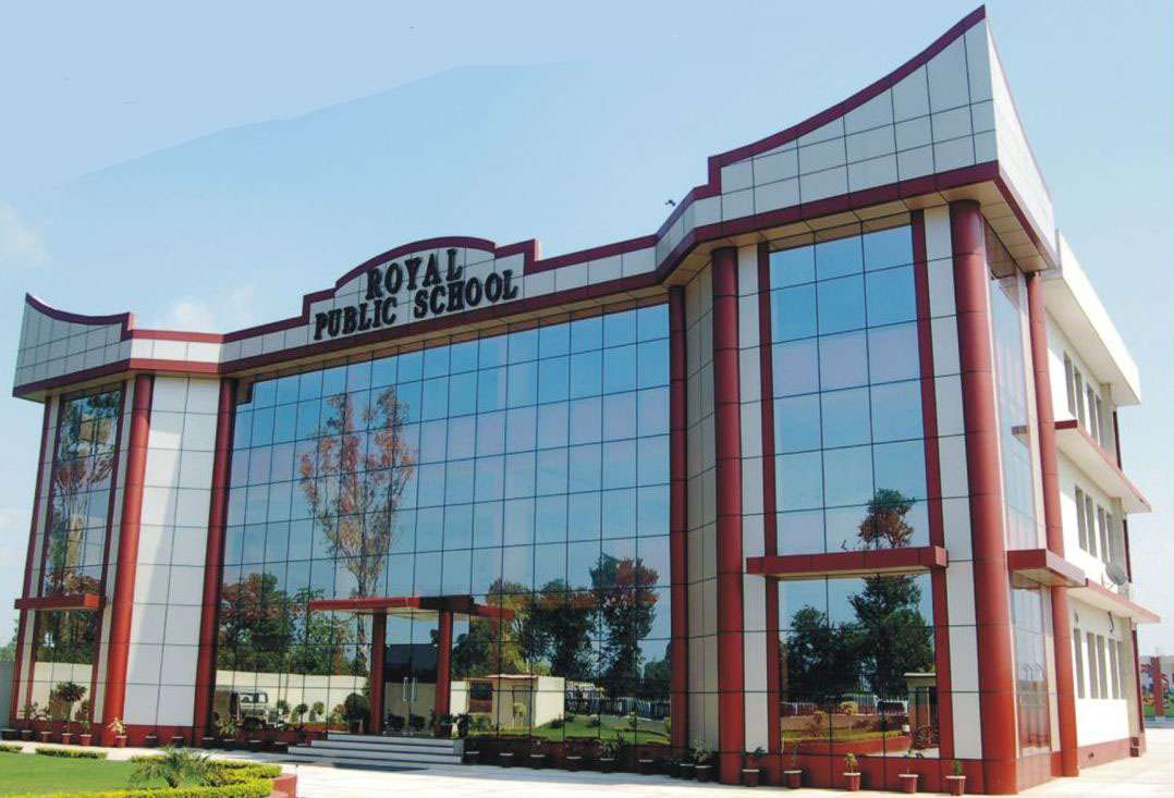 ROYAL PUBLIC SCHOOL Royal Public School Shamli Panipat Road Shamli Distt Muzaffarnagar UP 2131133