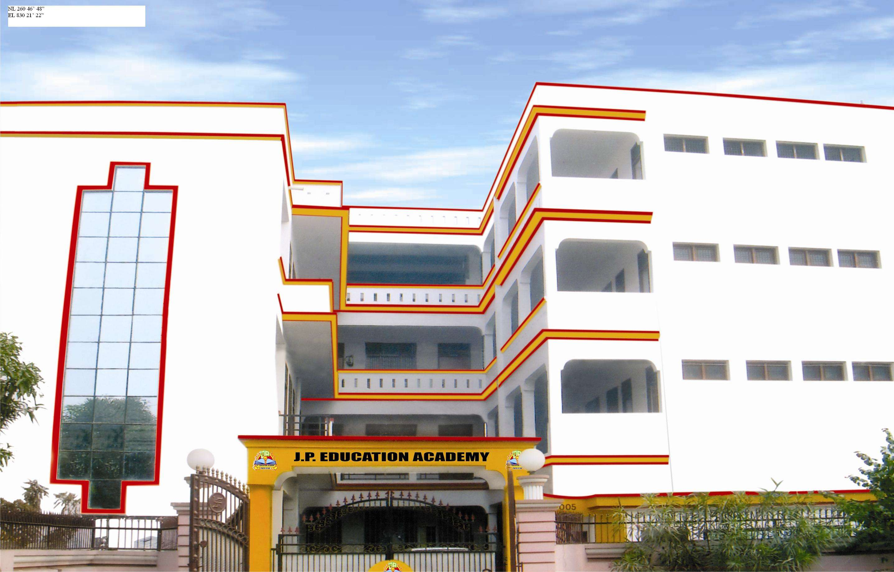 J P Education Acadmy NAthmalpur green city Road Gorakhpur u P 2131159