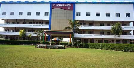 ST ANDREWS SCHOOL BAROLI AHEER SHAMSHABAD ROAD AGRA 2131173