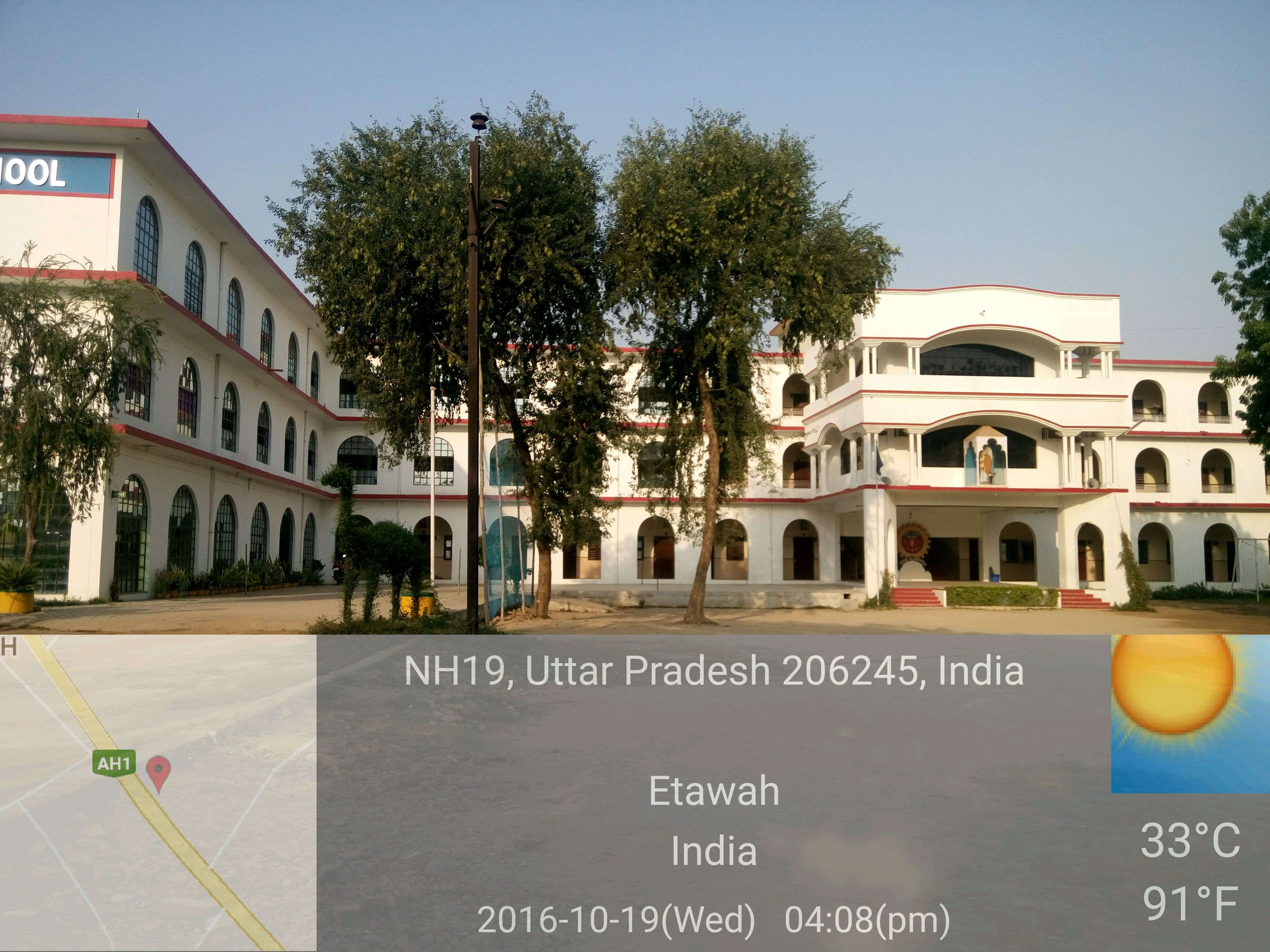 St Peter s School Kesth P O Jaswanthnagar Etawah U P 2131181