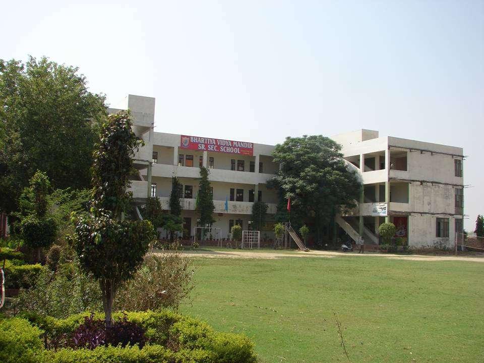 BHARTIYA BAL VIDYA MANDIR SCHOOL ANSAL TOWN BAGDA ROAD BAROLI AHEER SHAMSABAD ROAD 2131108