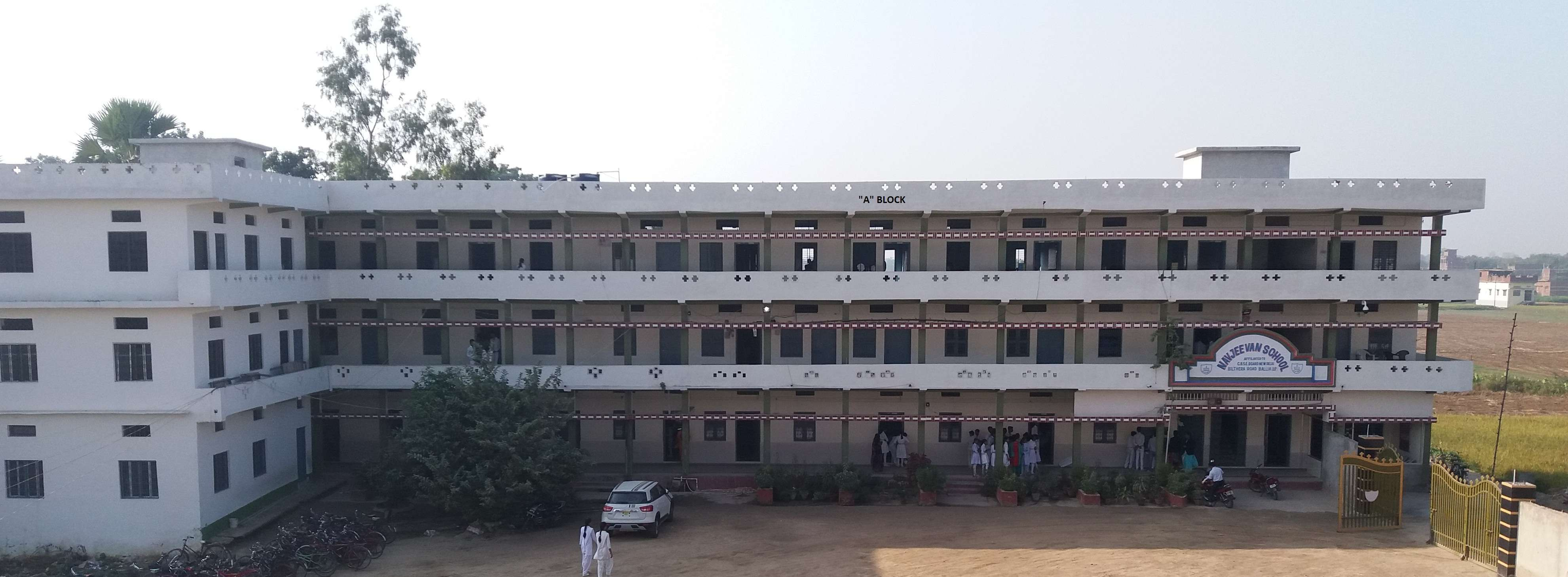 Navjeevan English School Belthara Road 2131189