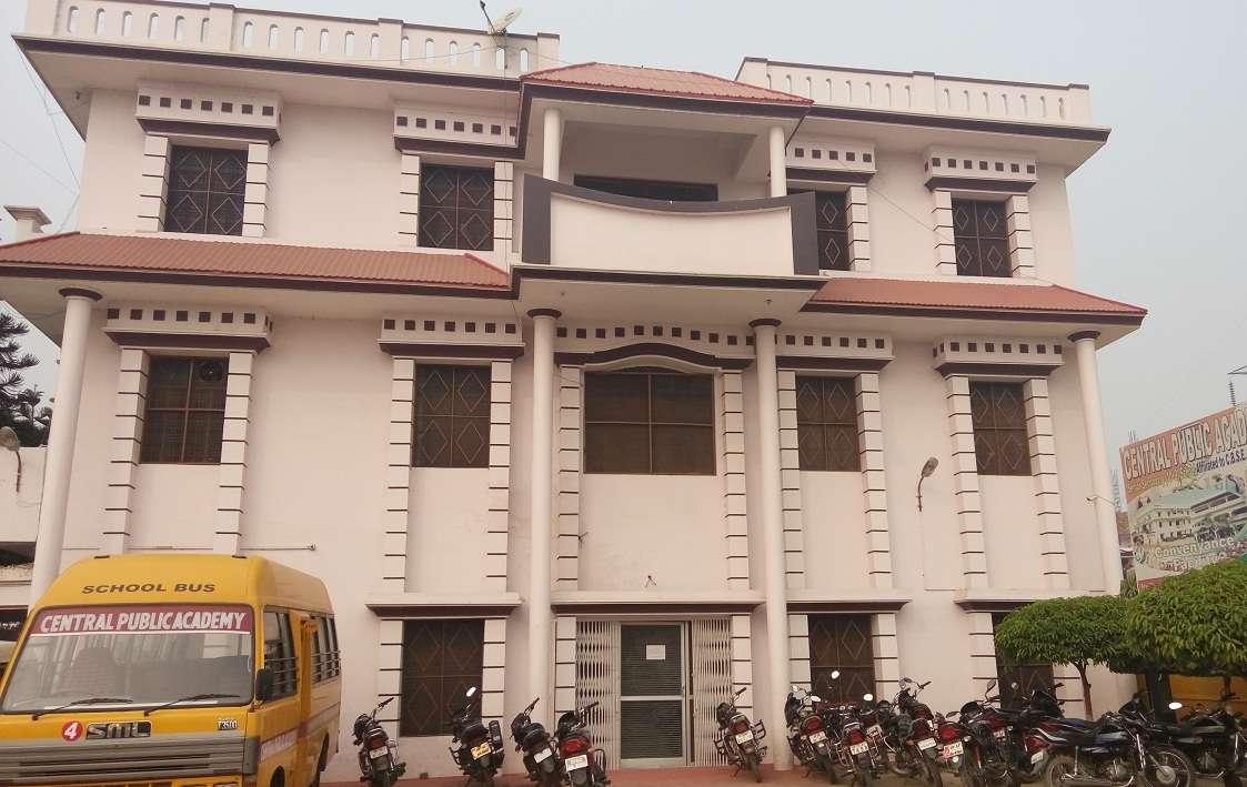 CENTRAL PUBLIC ACADEMY NAI BAZAR ROAD, BHAUPUR, CHAURI