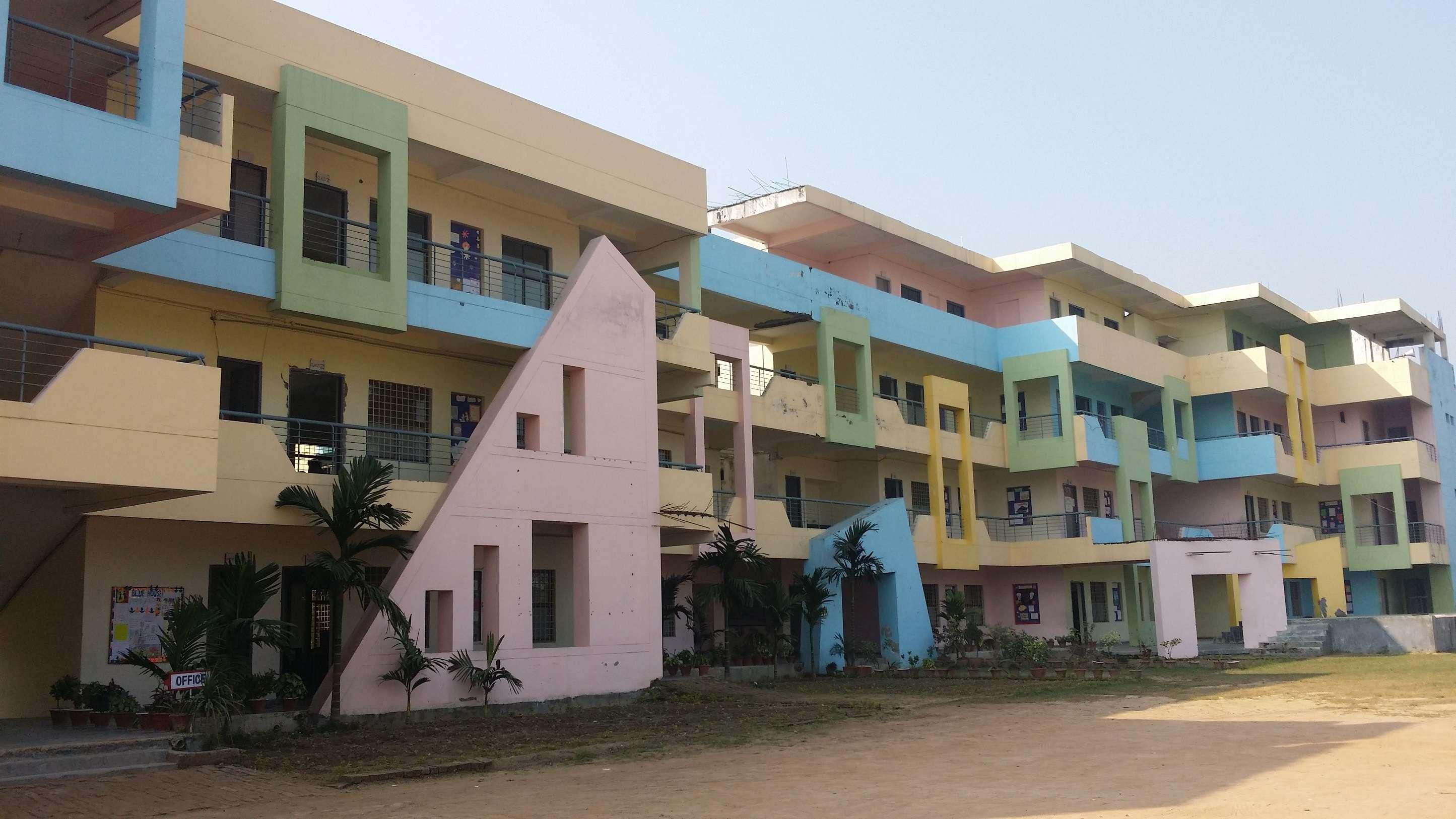 Hallmark World School Naharpur Saraiya Medical College Road 2131273