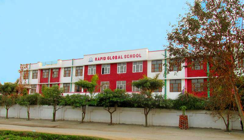 RAPID GLOBAL SCHOOL ACHALDA ROAD BIDHUNA AURAIYA 2131343