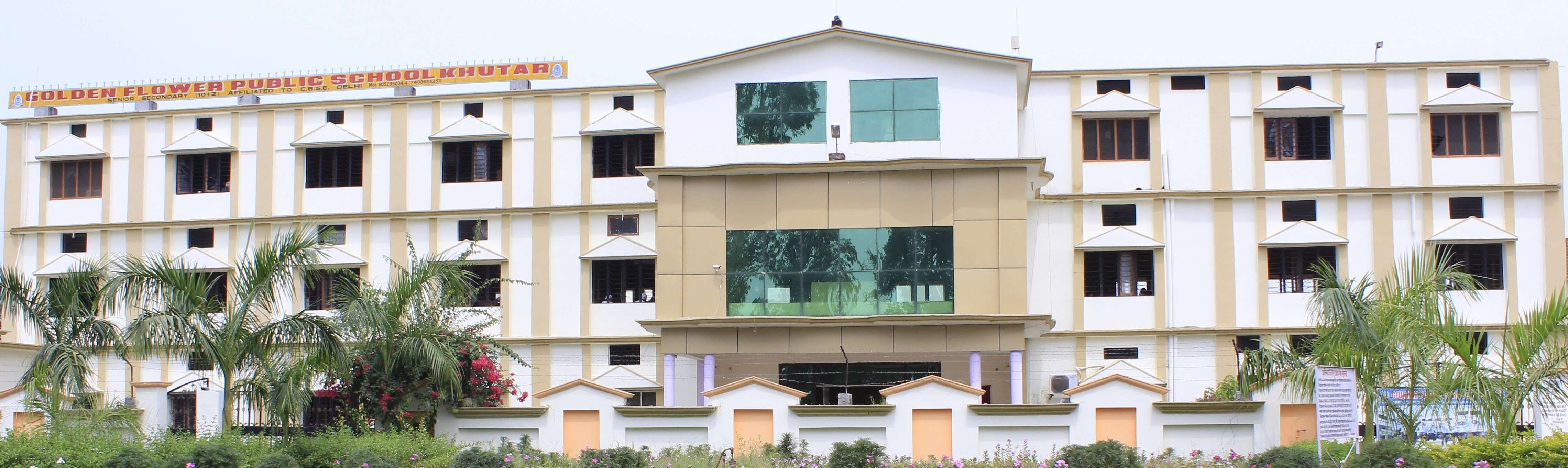 Golden Flower Public School Tikuniya Gola road khutarDistt Sahajanpur 2131369