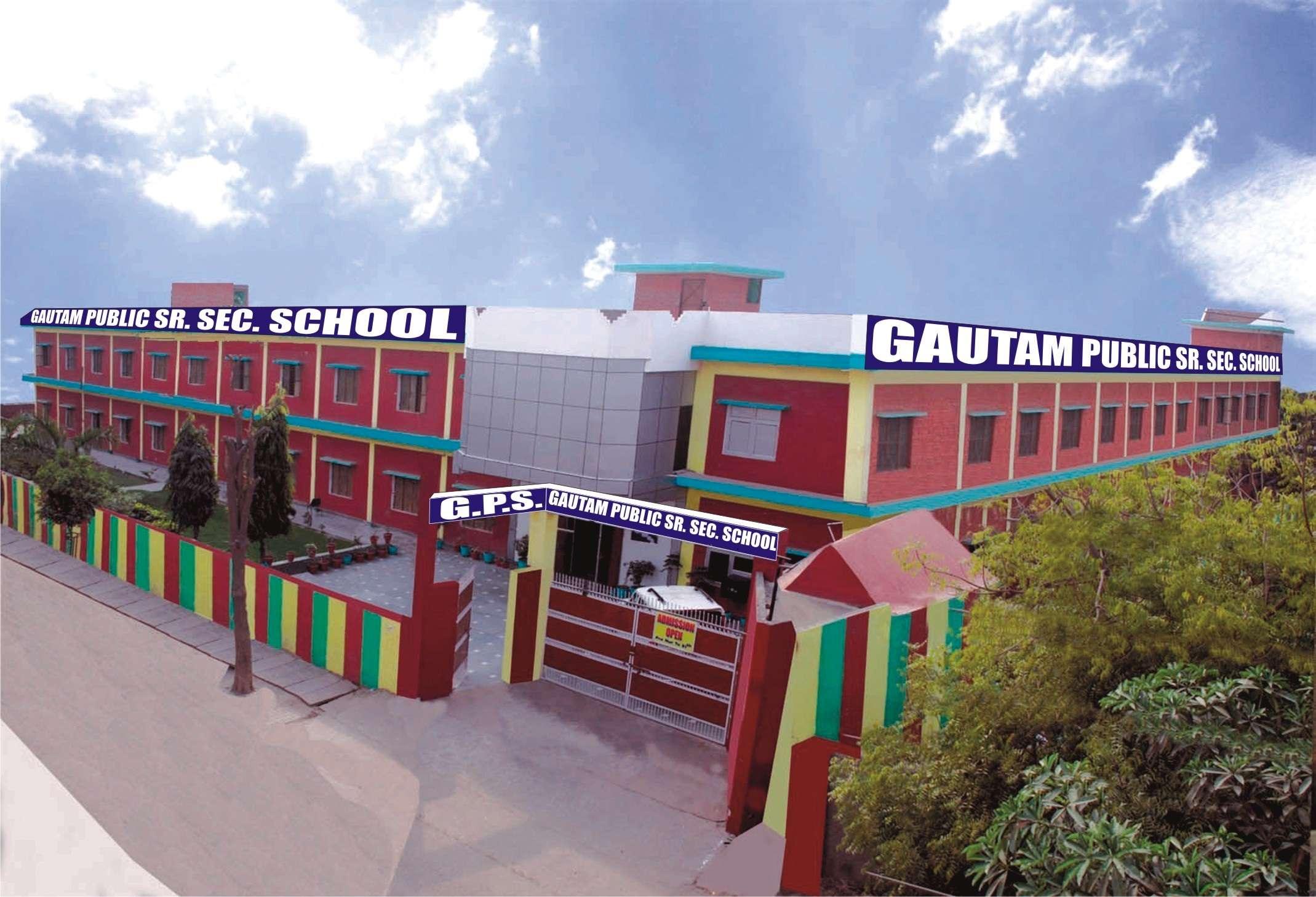 GAUTAM PUBLIC SCHOOL P BLOCK SECTOR 12 PRATAP VIHAR GHAZIABAD 2131386