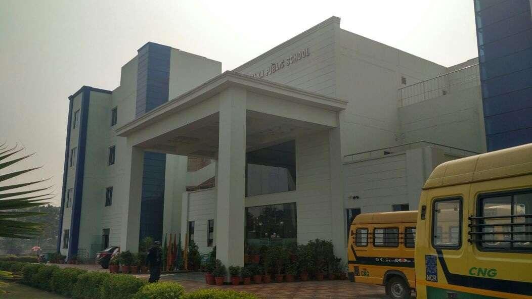 GD Goenka Public School Plot no HS 13 Swarn Nagri Sector Tau Greater Noida UP 2131562