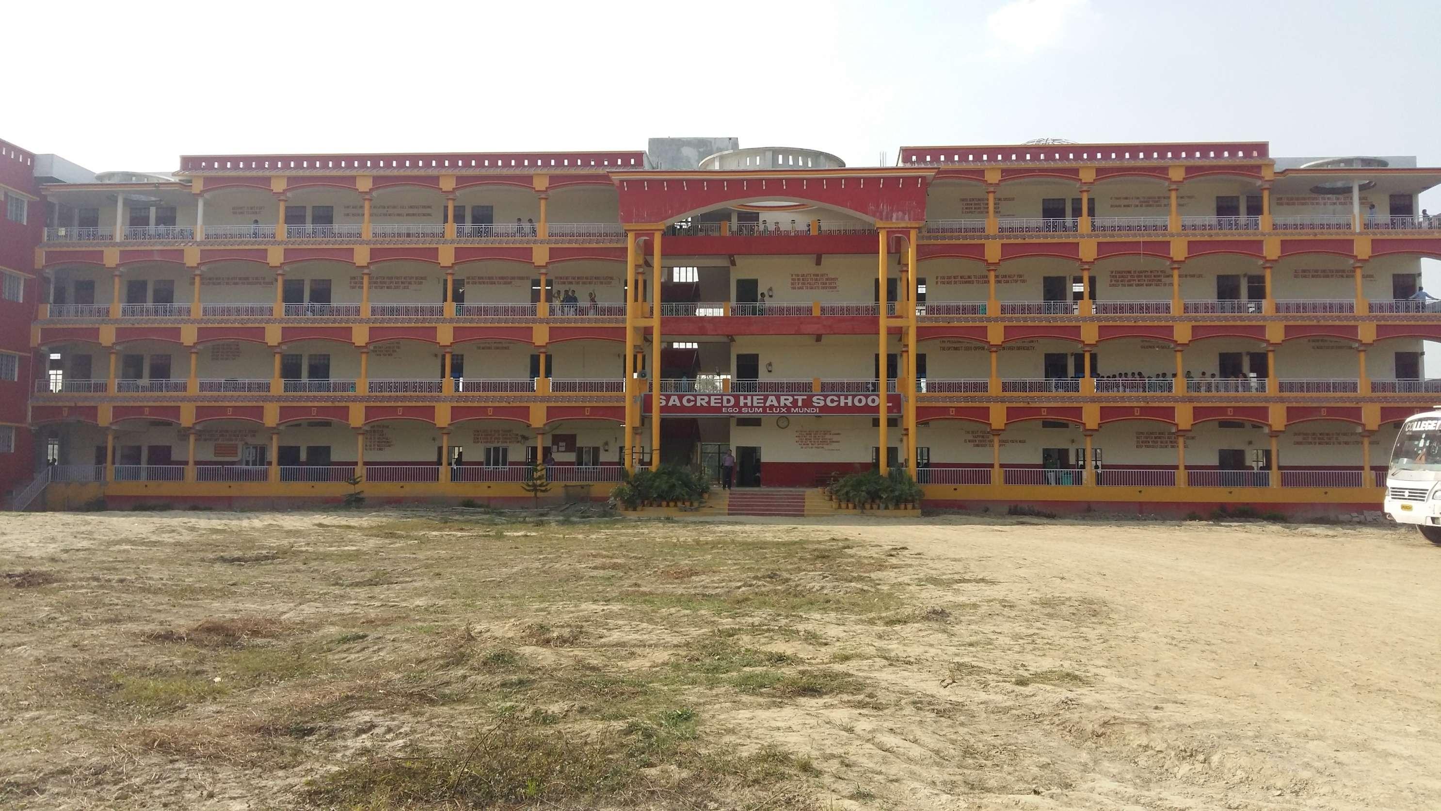 Sacred Heart School tSchool Sacred Heart SchoolMuhammadabad GohanaMau 2131560
