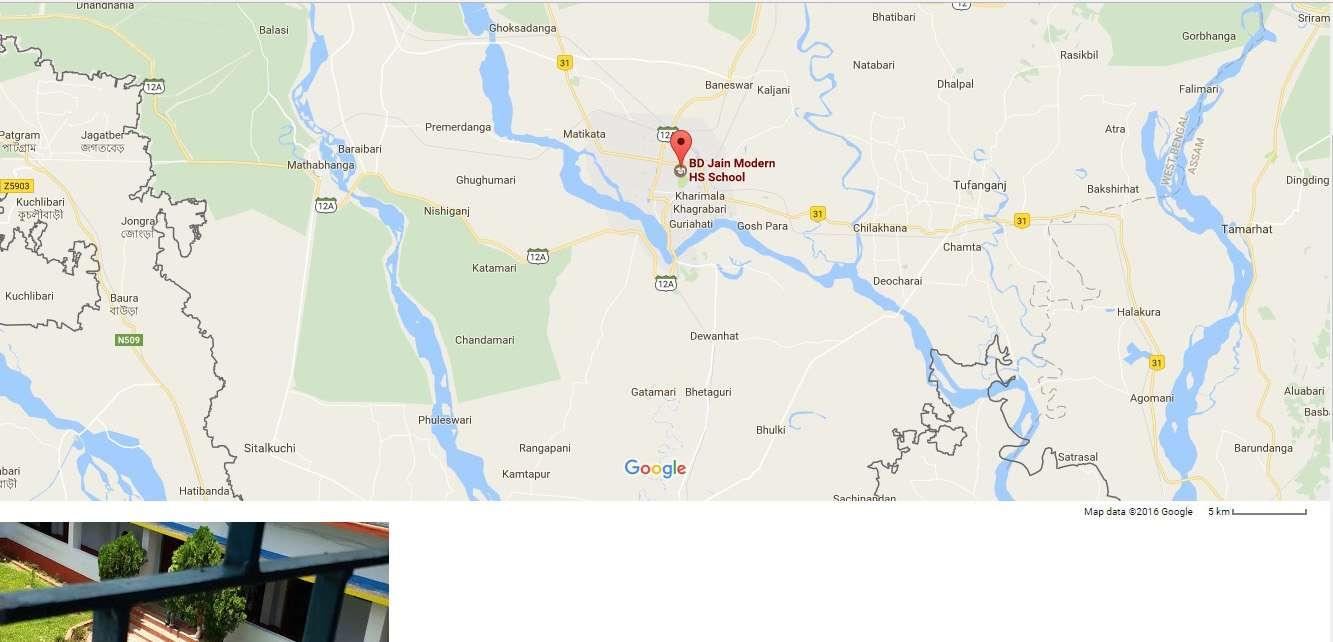BHANWARI DEVI JAIN MODERN SCHOOL BINAPATTI EAST KHAGRA BARI PO amp DISTT CAOCH BEHAR WEST BENGAL 2430081