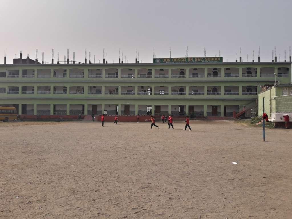 DON BOSCO SCHOOL HIMMAT PUR CHAUMWAL BERIPARAO HALDWANI NAINITAL UTTARANCHAL 3530133