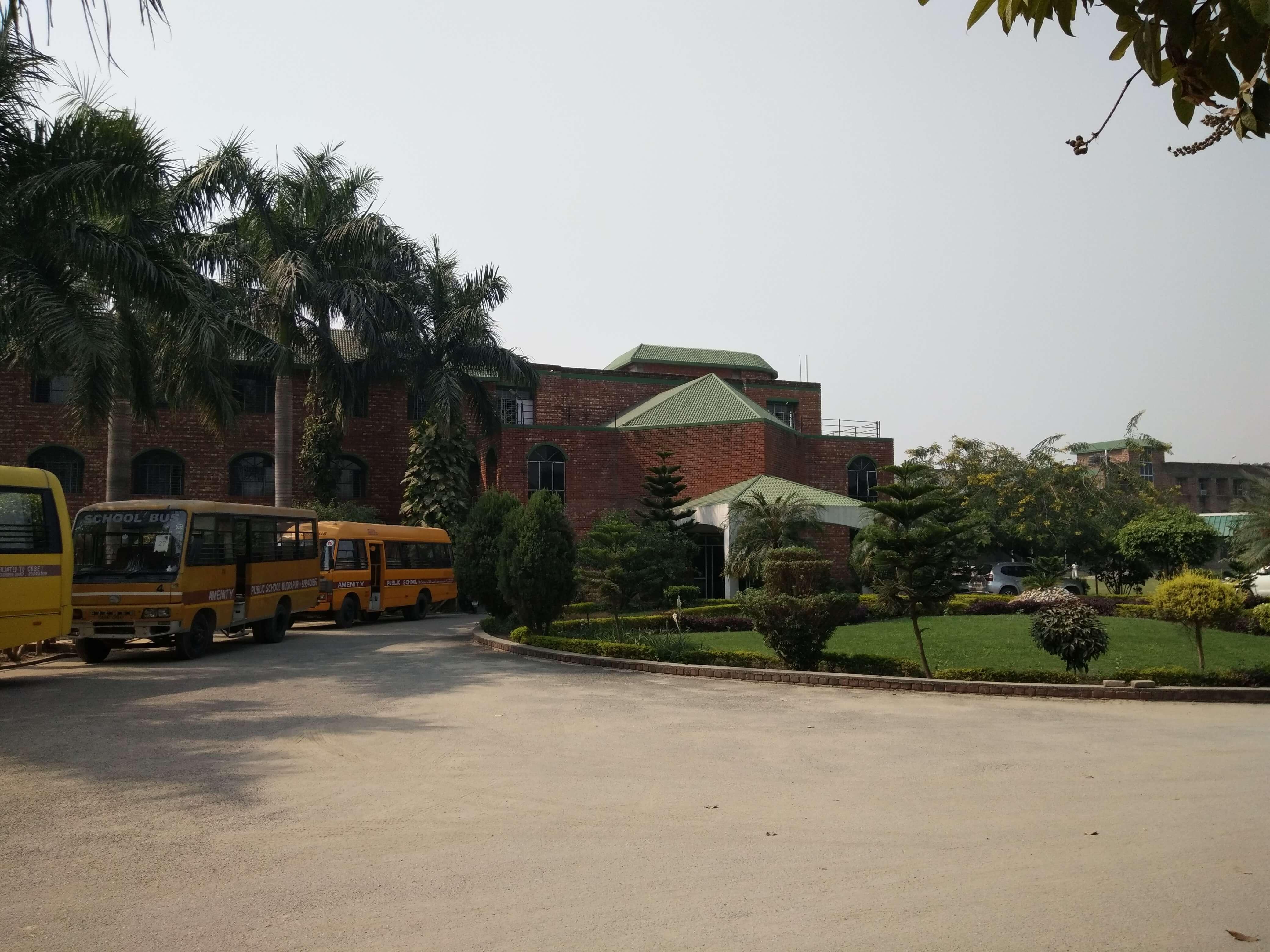 AMENITY PUBLIC SCHOOL 6 MILE STONE KASHIPUR ROAD RUDAR PUR U S NAGAR UTTRANCHAL 3530193