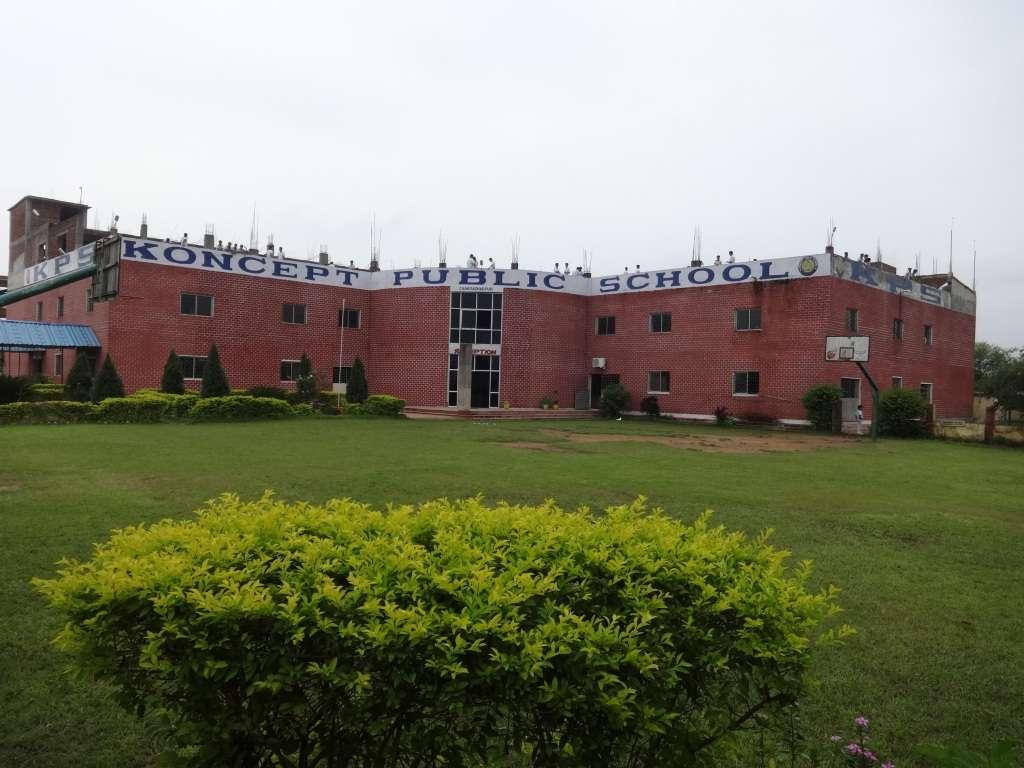 KONCEPT PUBLIC SCHOOL Vill Laudia P O Chakradharpur 3430251