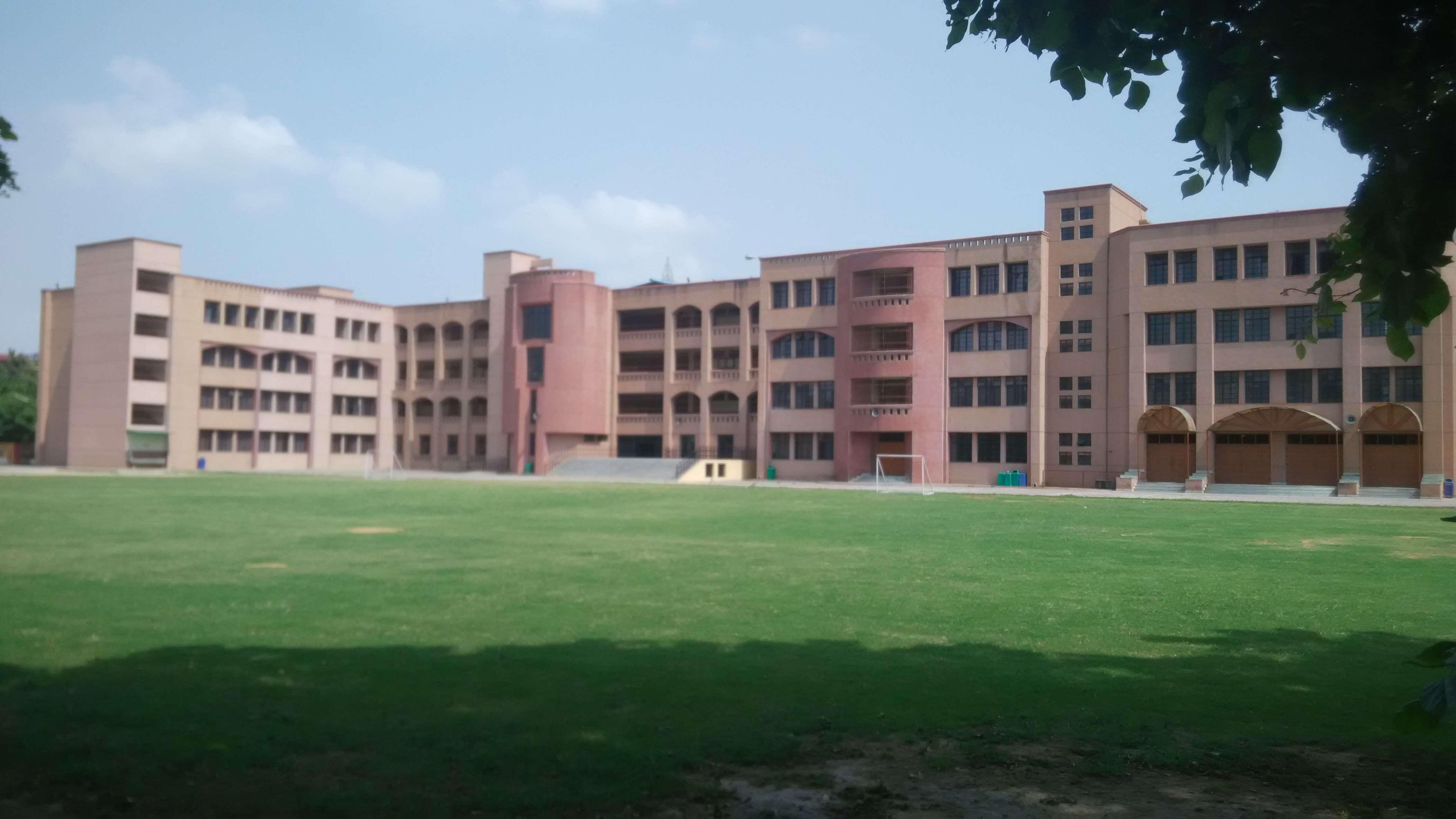 ST MARY S SECONDARY SCHOOL POCKET A 2 MAYUR VIHAR PHASE III DELHI 2730473