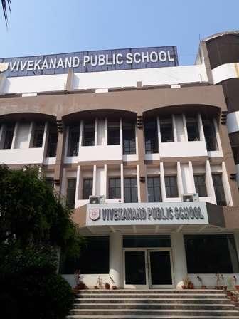 VIVEKANAND PUBLIC SCHOOL B BLOCK ANAND VIHAR DELHI 2730333