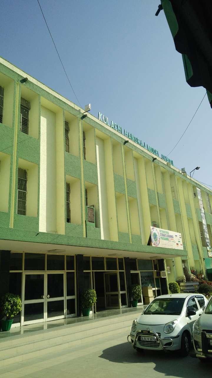 KULACHI HANSRAJ MODEL SCHOOL ASHOK VIHAR PHASE III DELHI 2730069