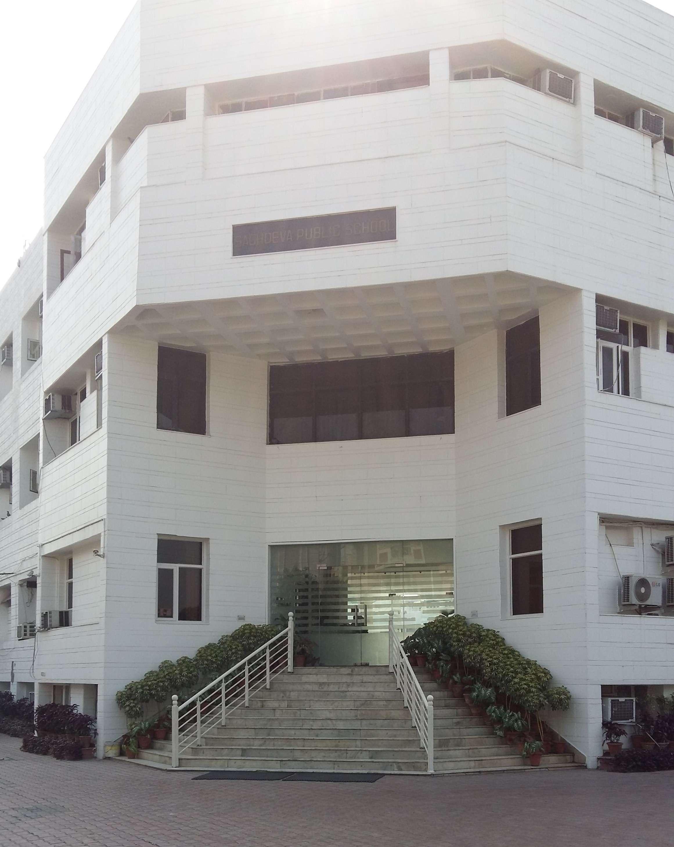 SACHDEVA PUBLIC SCHOOL FP BLOCK MAURYA ENCLAVE PITAMPURA DELHI 2730124