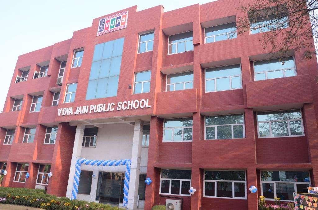 VIDYA JAIN PUBLIC SCHOOL VIDYA JAIN PUBLIC SCHOOL SECTOR 6 ROHINI 2730570