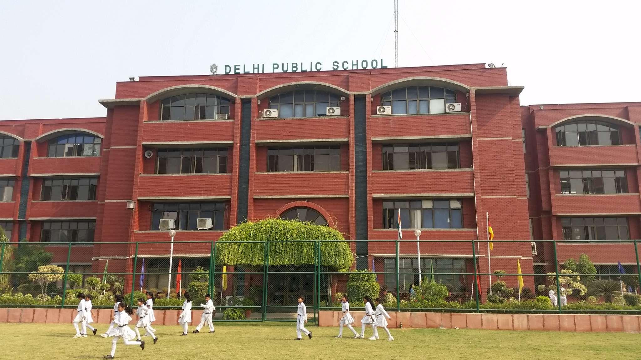 DELHI PUBLIC SCHOOL SECTOR 24 PHASE III ROHINI NEW DELHI 2730303