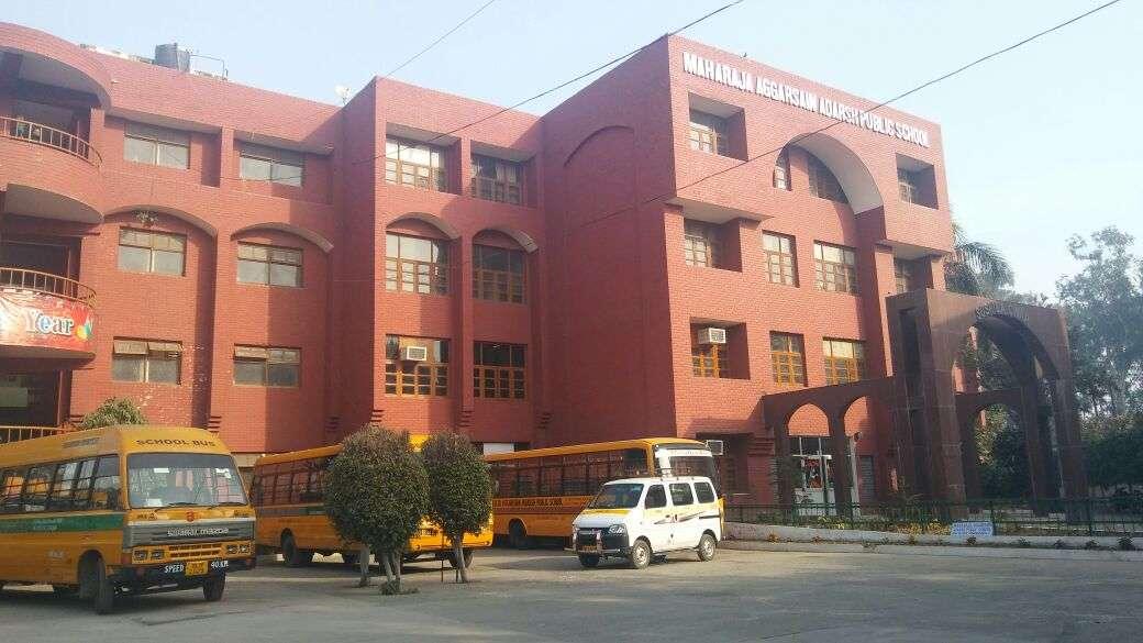 MAHARAJA AGGARSAIN ADARSH SCHOOL D U BLOCK PITAM PURA DELHI 2730499