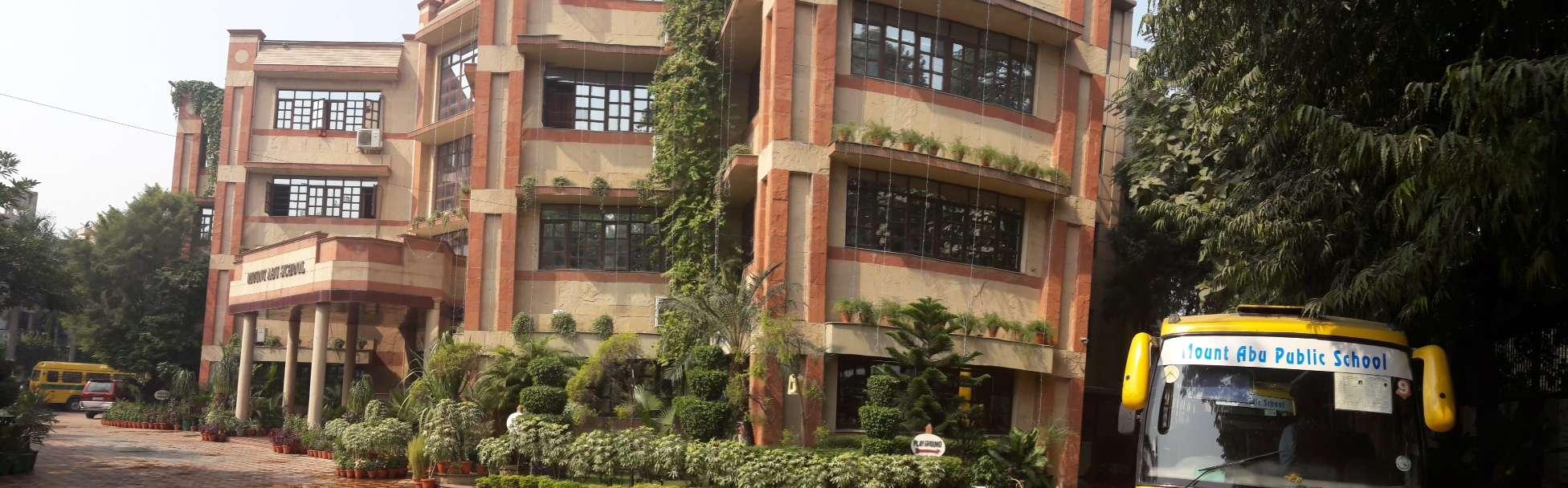 MOUNT ABU PUBLIC SCHOOL SECTOR 5 POCKET B 8 ROHINI DELHI 2730397