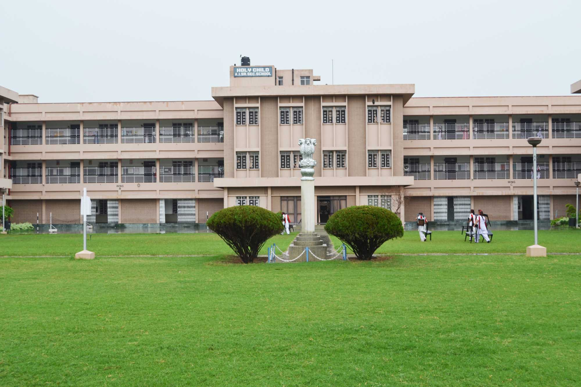 HOLY CHILD SR SEC SCHOOL TAGORE GARDEN NEW DELHI 2730044